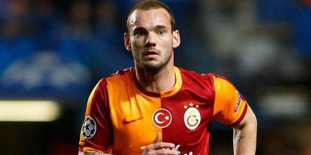 Sneijder'in bonservisi belli oldu