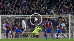 ÖZET | Barcelona 1 - Real Madrid 1
