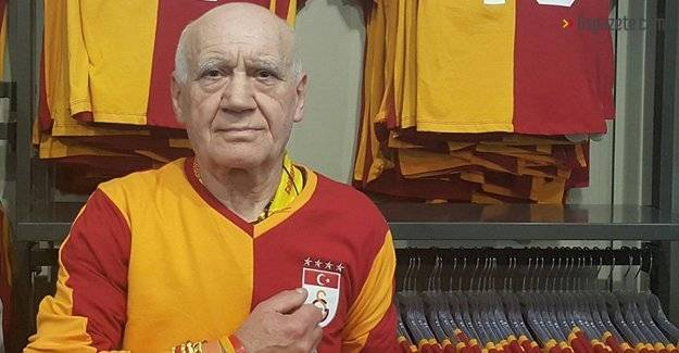 Setrak Yelegen Galatasaray'da
