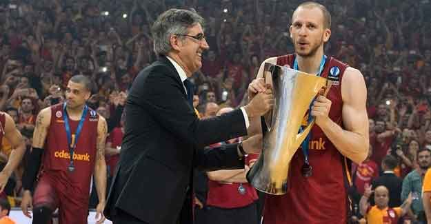 Euroleague'de Final Four İstanbul'da