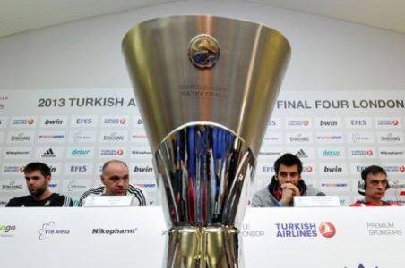 Büyük Final : Real Madrid - Olympiakos