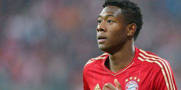 David Alaba 'G.Saray' dedi