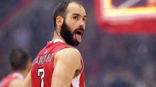 Euroleague'in MVP'si Spanoulis!