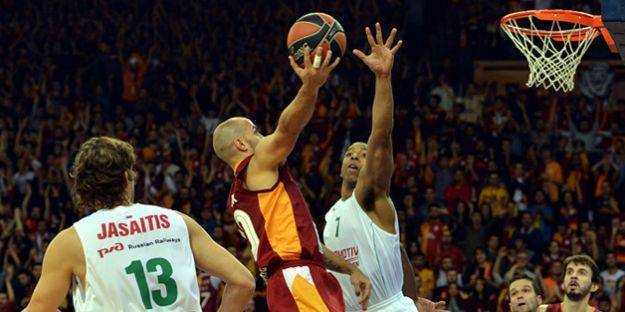Galatasaray'a EuroLeague müjdesi!