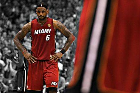MVP Lebron James !
