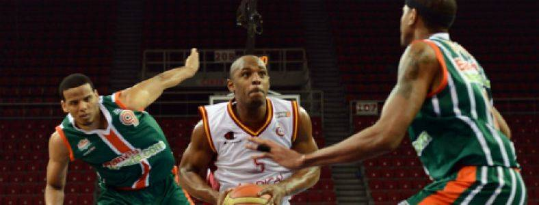 Play-Off | Maça Doğru: Banvit - Galatasaray Medical Park