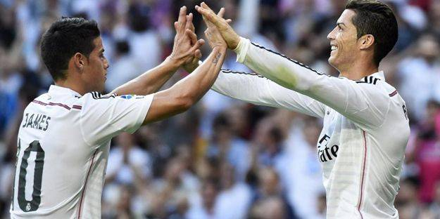 Real Madrid 'Barca'ladı