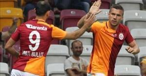 Galatasaray'da dev takas!