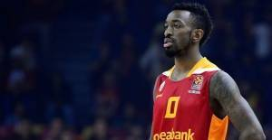 Russ Smith, Galatasaray'ı sildi