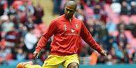 Glen Johnson Liverpool'a veda ediyor