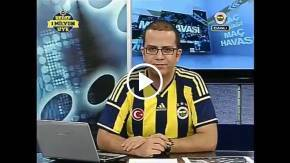 Sneijder'in golü FB TV'de