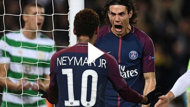 ÖZET | PSG 7 - Celtic 1