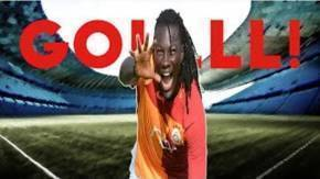 Gomis'in golünde GS TV
